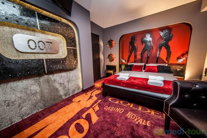 Lawendowy Zdroj - room