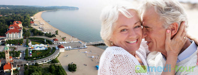 Medical Tourism in Poland in Sopot